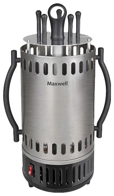 Электрогриль Maxwell MW-1990 ST (шашлычница) MW-1990 (ST)