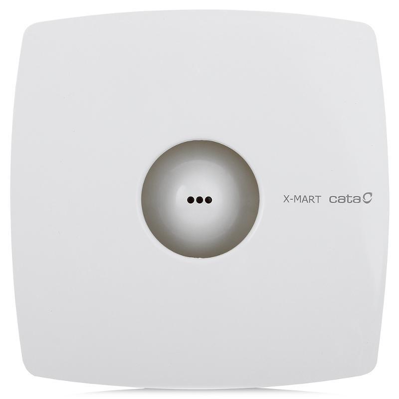 CATA X-MART 10  вентилятор осевой d100 мм cata x mart 10 белый