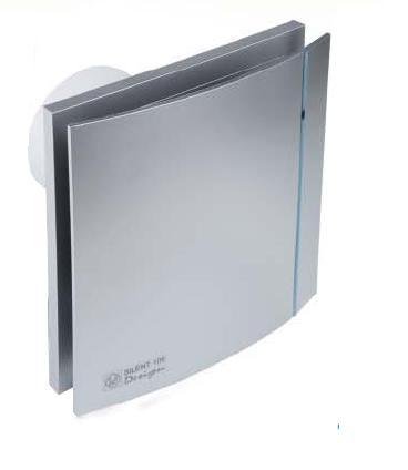 Вентилятор Soler-&-Palau Silent-200 CRZ Design 3С, серебристый Silent-200 CRZ silver Design 3С