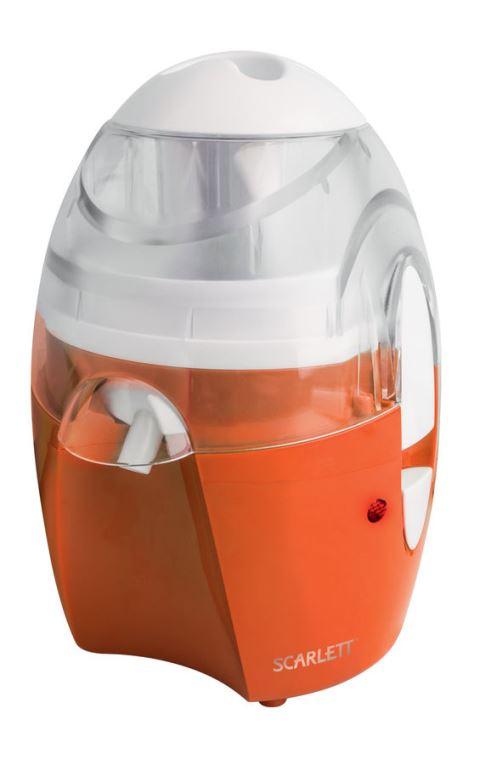 Соковыжималка Scarlett SC-JE50S25 центроежная, оранжевая