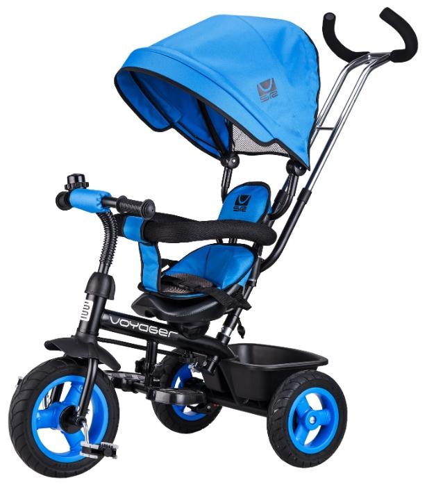 Трехколесный велосипед Small-Rider Voyager, синий id: 37508
