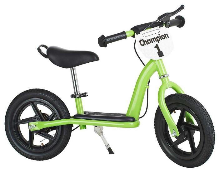 Беговел Small-Rider Champion Deluxe, зеленый