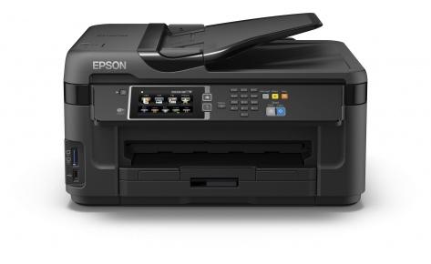 МФУ Epson WorkForce WF-7610DWF (настольное) C11CC98302