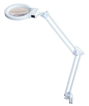 Светильник настольный Transvit LEDA-C20-035 белый