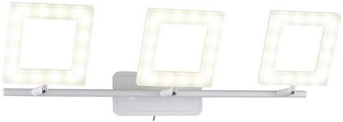 Светильник настенный IDLamp Piazza 106/3A-LEDWhitesand