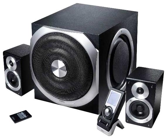Компьютерная акустика Edifier S730, черная S730 2.1 черный
