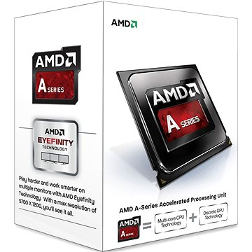 Процессор AMD A4-6320 Richland (FM2, L2 1024Kb, Retail) AD6320OKHLBOX