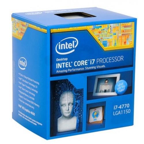 ��������� Intel Core i7-4770 Haswell (3400MHz, LGA1150, L3 8192Kb, Retail)