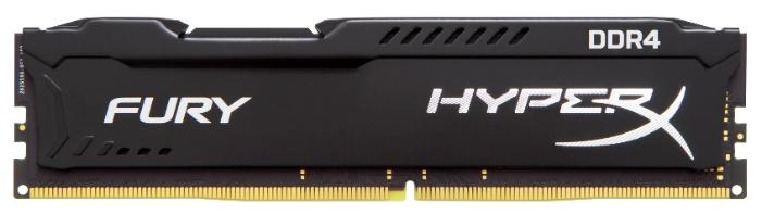 Модуль памяти DDR4 4096Mb 2133MHz Kingston HyperX Fury Series HX421C14FB/4