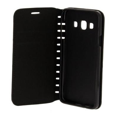 Book-case New для Samsung Galaxy J7 (2016) чёрный