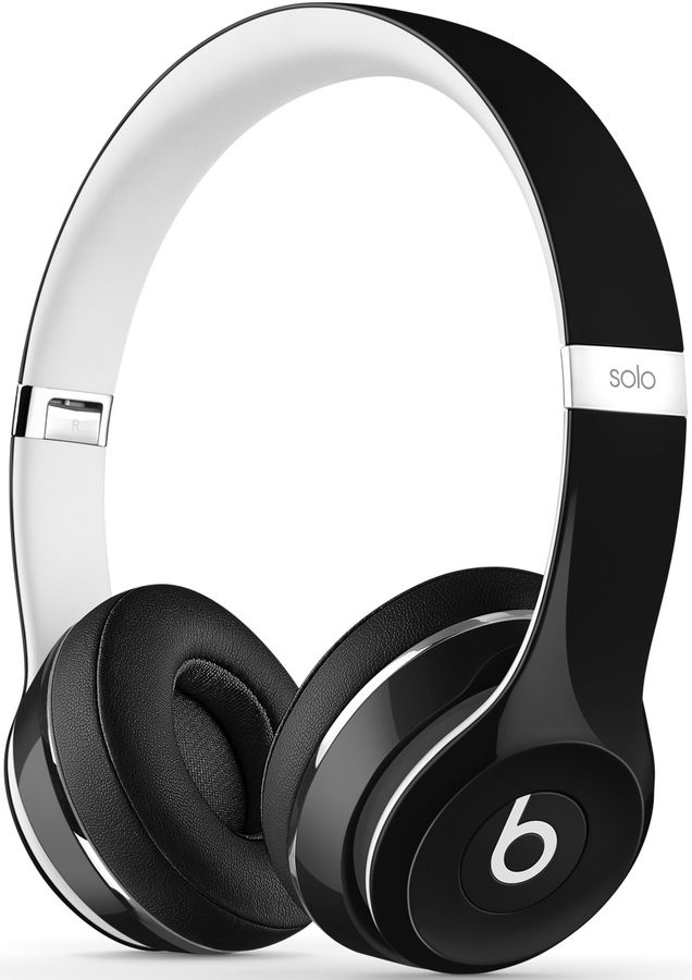 Beats Solo 2 Luxe Edition черная