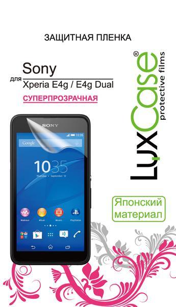 �������� ������ LuxCase ��� Sony Xperia E4/ E4 Dual, (���������������), 137�74 ��