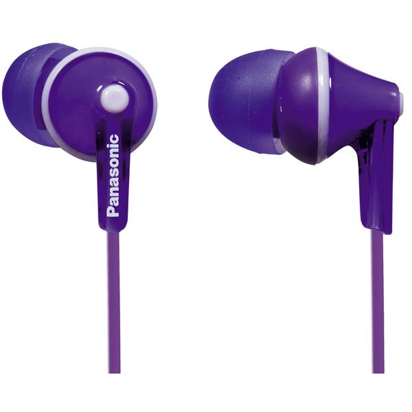 Panasonic RP-HJE125 фиолетовые
