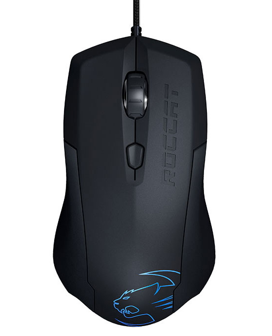 Мышка ROCCAT Lua Black USB ROC-11-310