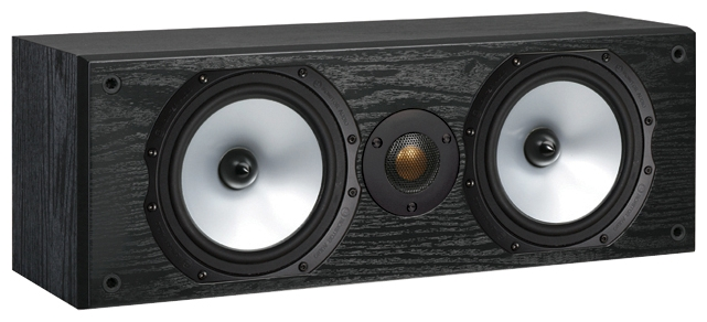 Акустическая система Monitor-Audio Monitor Audio MR centre, чёрный дуб Monitor MR Centre Black Oak