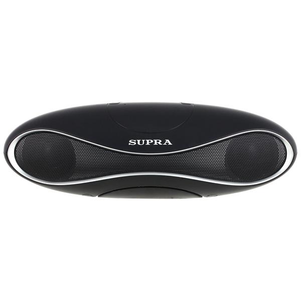 Портативная акустика SUPRA BTS-555 Silver