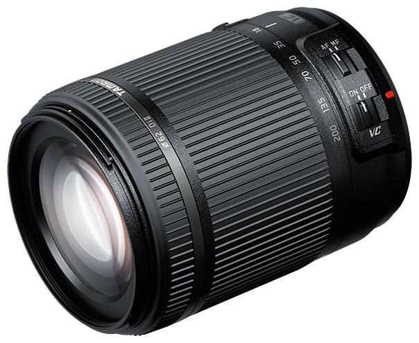 Объектив для фото Tamron AF 18-200mm f/3.5-6.3 Di II VC Canon EF-S (стандартный Zoom) B018E