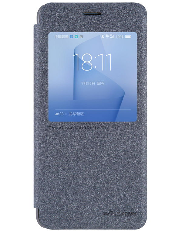 Nillkin Sparkle T-N-HH8-009, для Huawei Honor 8, чёрный