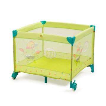 Манеж Happy-Baby Happy Baby Alex, зелёный