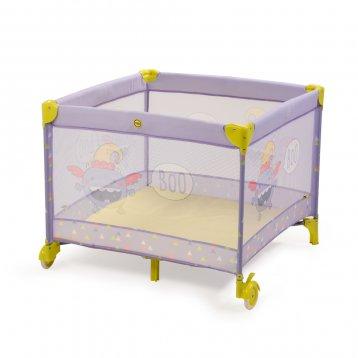 Манеж Happy-Baby Happy Baby Alex, фиолетовый
