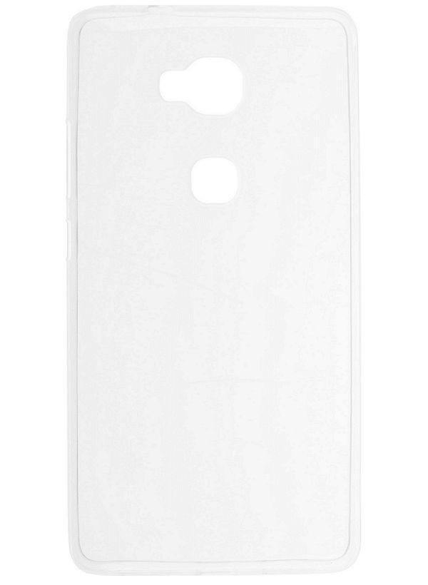 SkinBox 4People T-S-HH5X-006, для Huawei Honor 5X, прозрачный