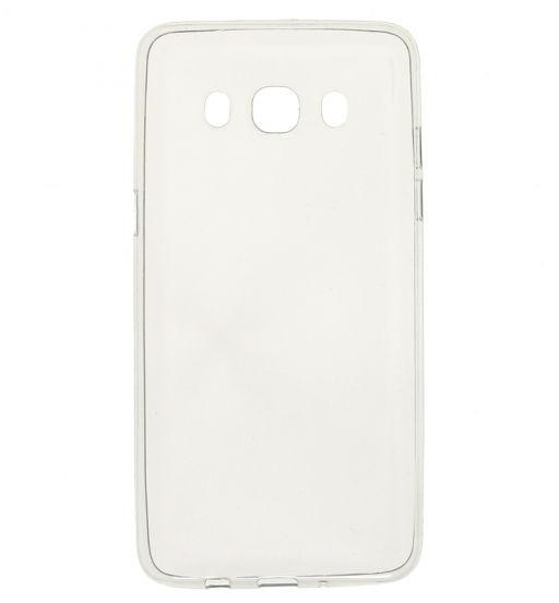 noname накладка для Samsung Galaxy J5 (2016), 0.3 mm, прозрачный глянцевый