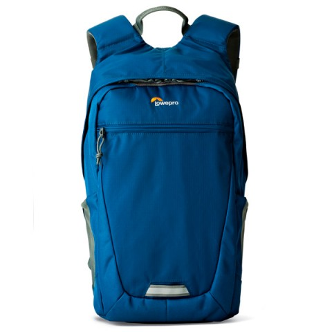 Сумка для фотоаппарата Lowepro Рюкзак Photo Hatchback BP 150 AW II, синий