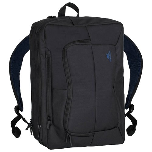 Сумка для ноутбука RIVA-case 8490, черная
