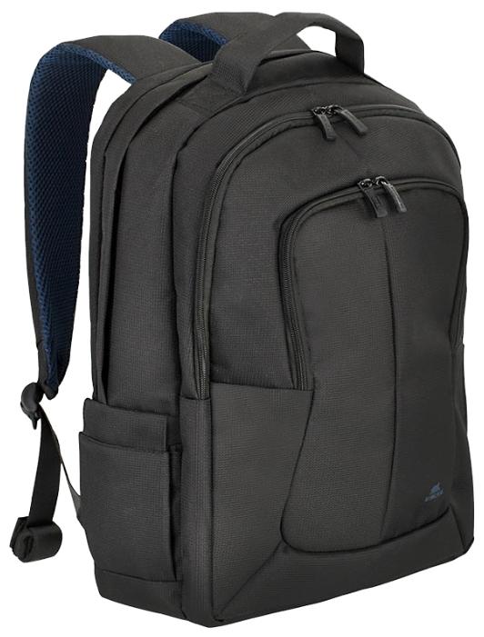 Сумка для ноутбука RIVA-case 8460, рюкзак для ноутбука, 17'', черный