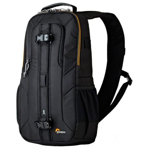 Сумка для фотоаппарата Lowepro Slingshot Edge 250 AW (рюкзак), черная