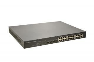 Коммутатор (switch) Multico EW-P70244IW-AT (управляемый)