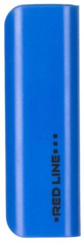 Аксессуар для телефона Red-Line Внешний аккумулятор R-3000 (3000 mAh), синий R-3000 СИНИЙ