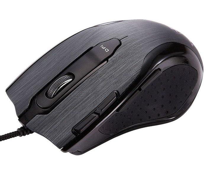 Мышка Tesoro Shrike H2LV2 Черная H2LV2 Black