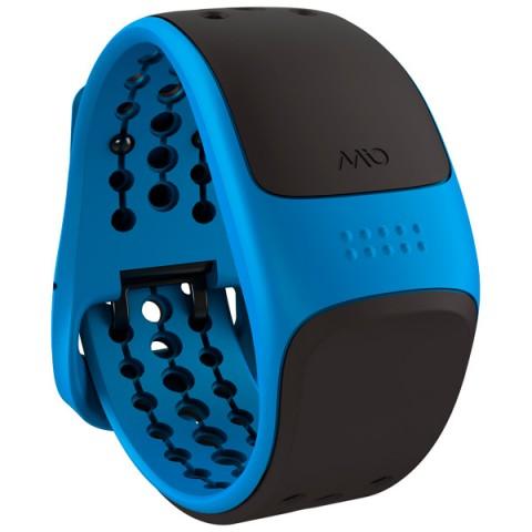 Фитнес-браслет Mio Velo (Large), синий 57P-BLU