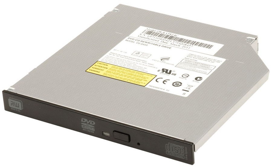 Оптический привод DVD-RW Lite-On DS-8A9SH-15-C / DS-8ABSH-32- slim bl