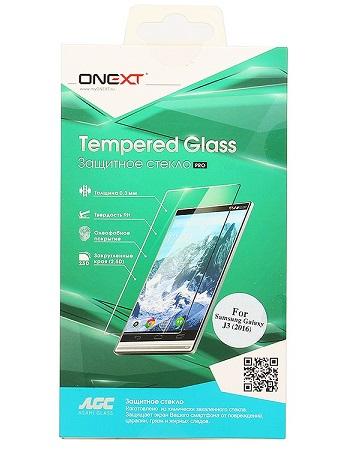 Защитное стекло для смартфона 41020 для Samsung Galaxy J3 2016 (J320) Onext 41020