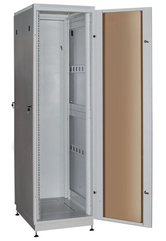 """Телекоммуникационный шкаф Practic 2 MG47-612 G (47U, 19"""", 600х1200, напольный), серый NT PRACTIC 2 MG47-612 G"""