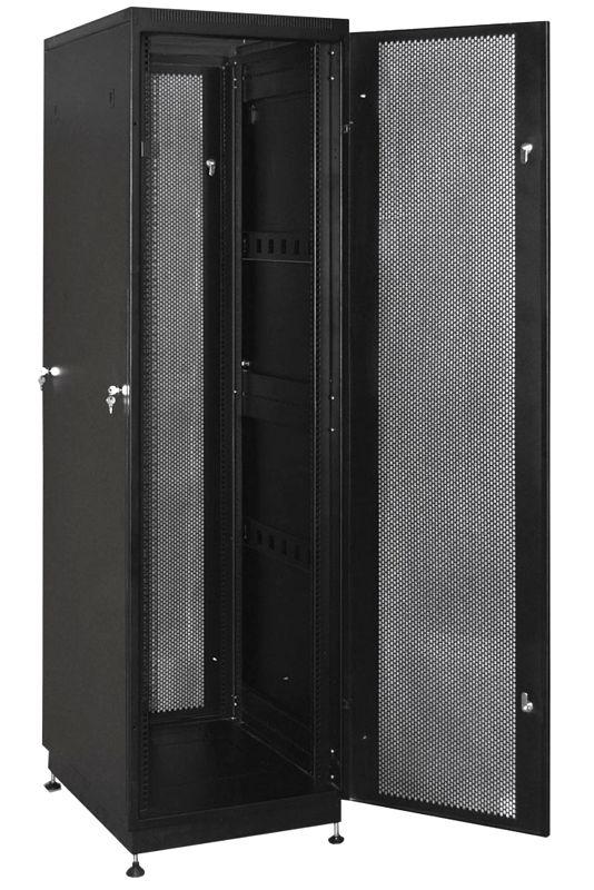 """Телекоммуникационный шкаф Practic 2 MP47-810 В (47U, 19"""", 800х1000, напольный), чёрный NT PRACTIC 2 MP47-810 В"""