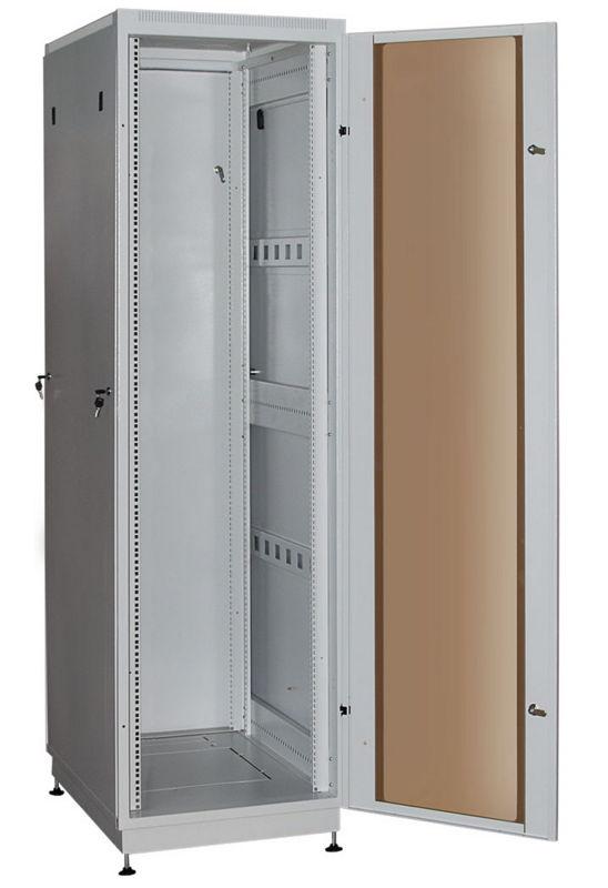 """Телекоммуникационный шкаф PRACTIC 2 MG42-68 G (42U, 19"""", 600х800, напольный), серый NT PRACTIC 2 MG42-68 G"""