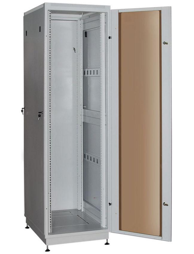 """Телекоммуникационный шкаф PRACTIC 2 MG33-610 G (33U, 19"""", 600х1000, напольный), серый NT PRACTIC 2 MG33-610 G"""