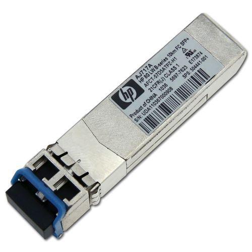 Медиаконвертер сетевой HP трансивер AJ717A (8Gb 10km FC SFP+)