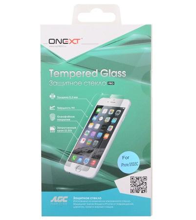 Защитное стекло для смартфона для Apple iPhone 5S/SE (0.3 мм) Onext 40596