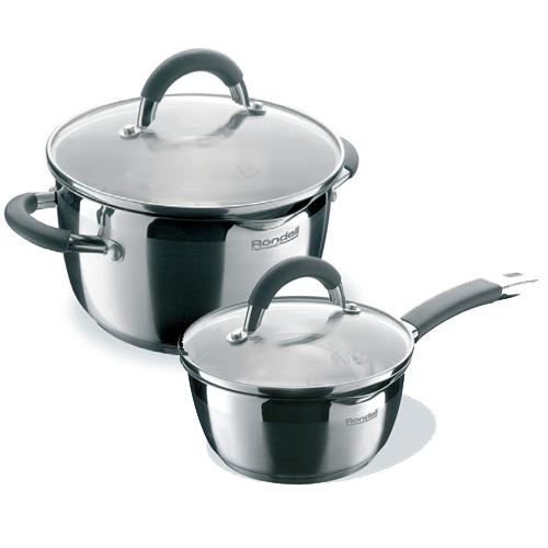 Набор посуды Rondell Flamme RDS-340 (4 предмета)