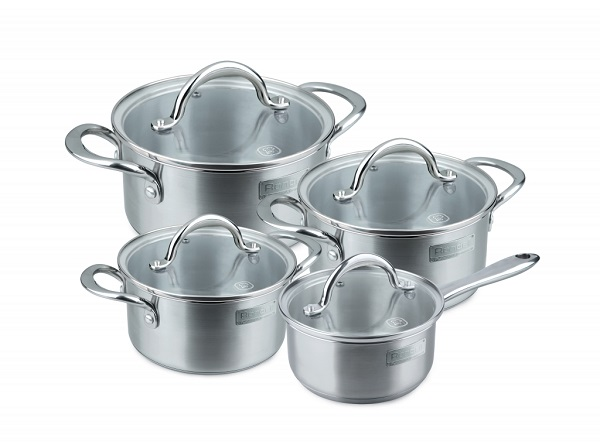 Набор посуды Rondell Destiny RDS-744 ST (8 предметов) RDS-744 (ST)