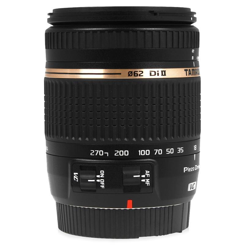 Объектив для фото Tamron AF 18-270mm f/3.5-6.3 Di II VC PZD Canon (B008E)