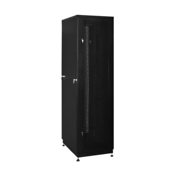 Телекоммуникационный шкаф PRACTIC 2 MP27-610 B черный NT PRACTIC 2 MP27-610 B