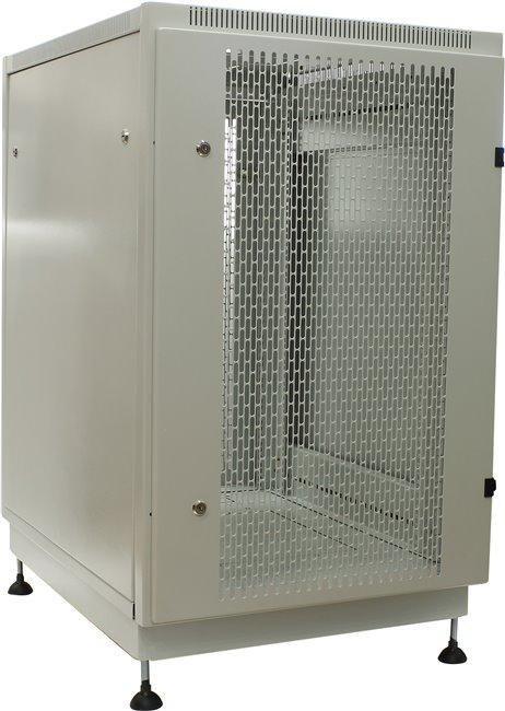 Телекоммуникационный шкаф NT PRACTIC 2 MP22-66 G серый