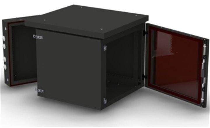 Телекоммуникационный шкаф WALLBOX IP55 plus 15-66 B черный NT WALLBOX IP55 plus 15-66 B