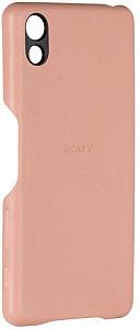 SONY Back Cover для Xperia X Performance Розовое золото