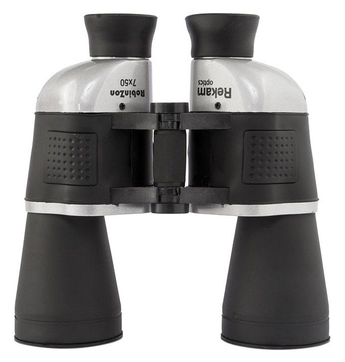 Бинокль Rekam 7-50x Robinzon Voyage KIT черный 1305000320